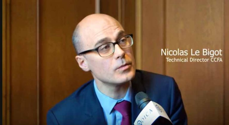 Interview de Nicolas Le Bigot