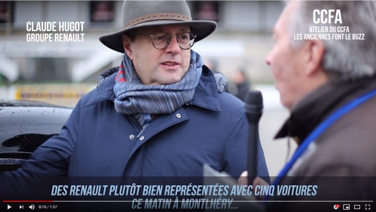 Interview de Claude Hugot