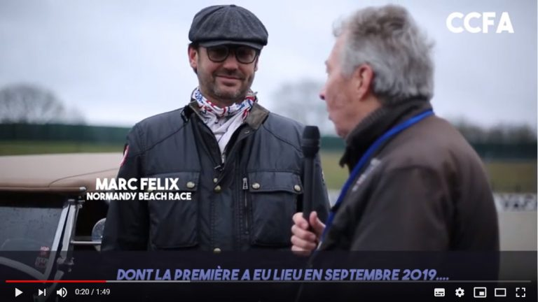 Interview de Marc Felix