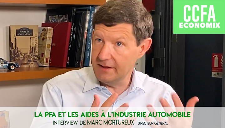 La PFA et les aides à l'industrie automobile