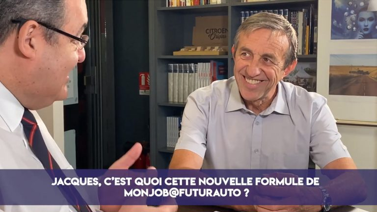 INTERVIEW DE JACQUES GRAIZON – Président de la SIA